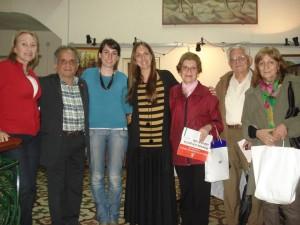 Charlas 2012