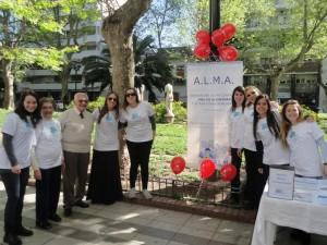 Conmemoración del día mundial del Alzheimer 2012