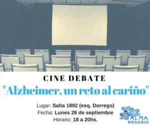 Cine debate, Lunes 26 Septiembre, Salta 1892