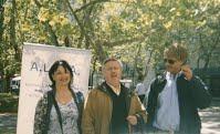 Caminata por el Alzheimer 2011